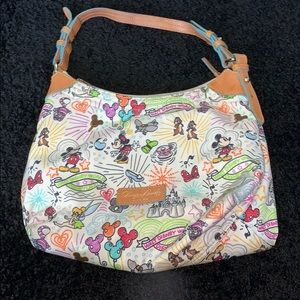 Walt Disney World RARE Dooney & Bourk bag.